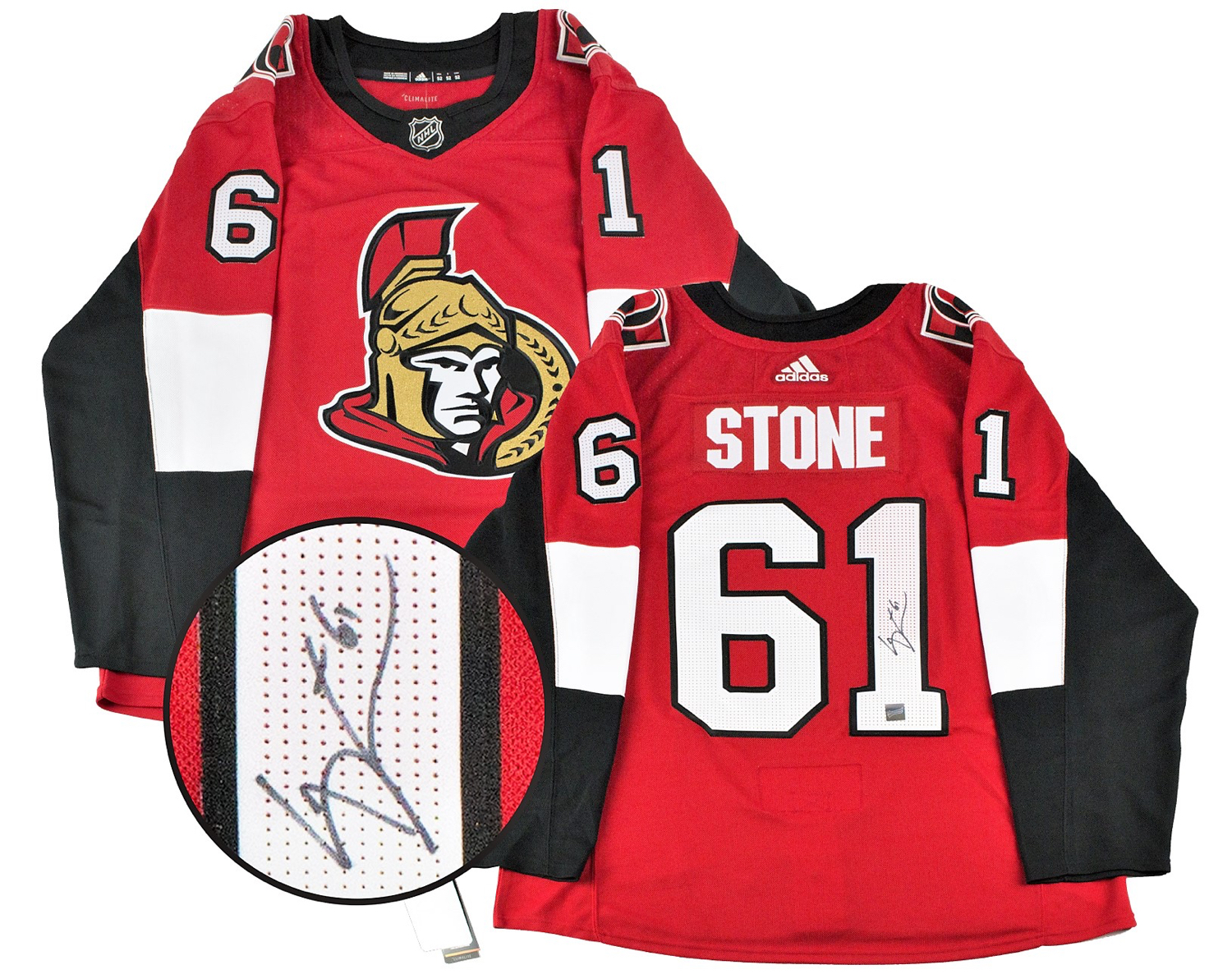 uk availability 54253 c0415 Mark Stone Autographed Ottawa Senators Jersey